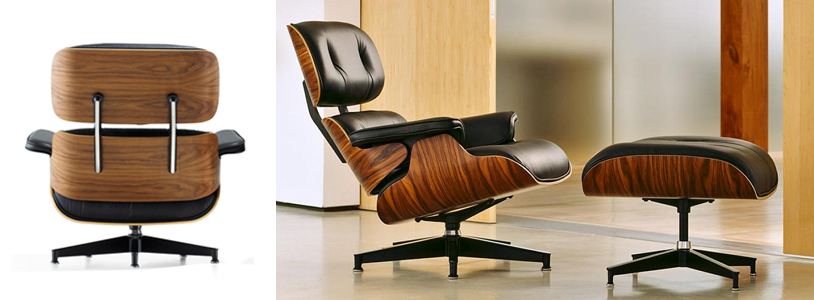 Eames Lounge Chair 00