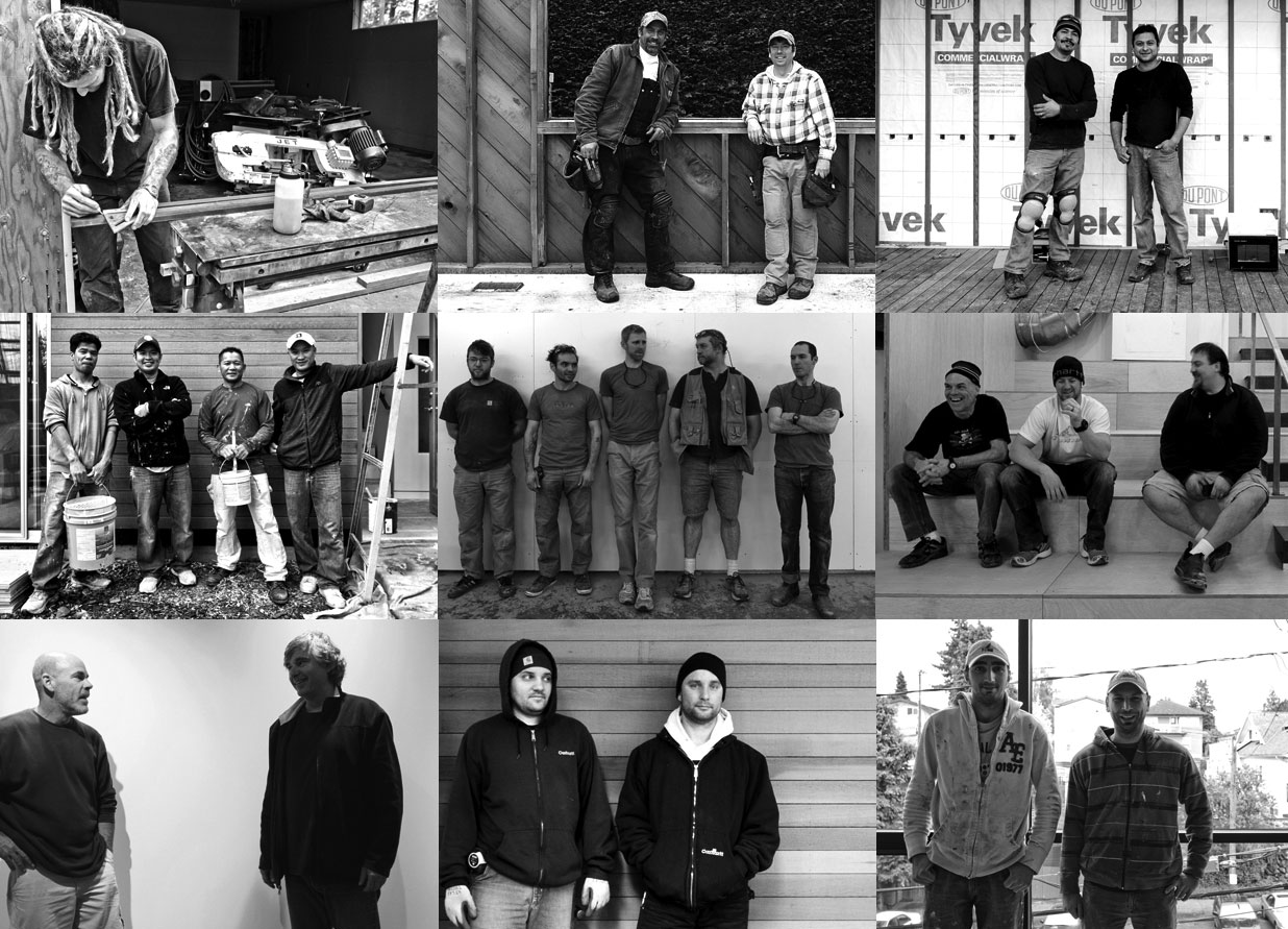 BUILD LLC Trades