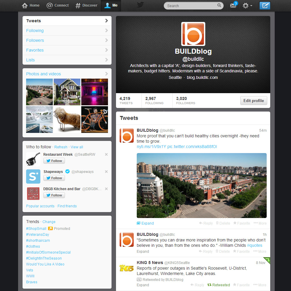 BUILD-Twitter