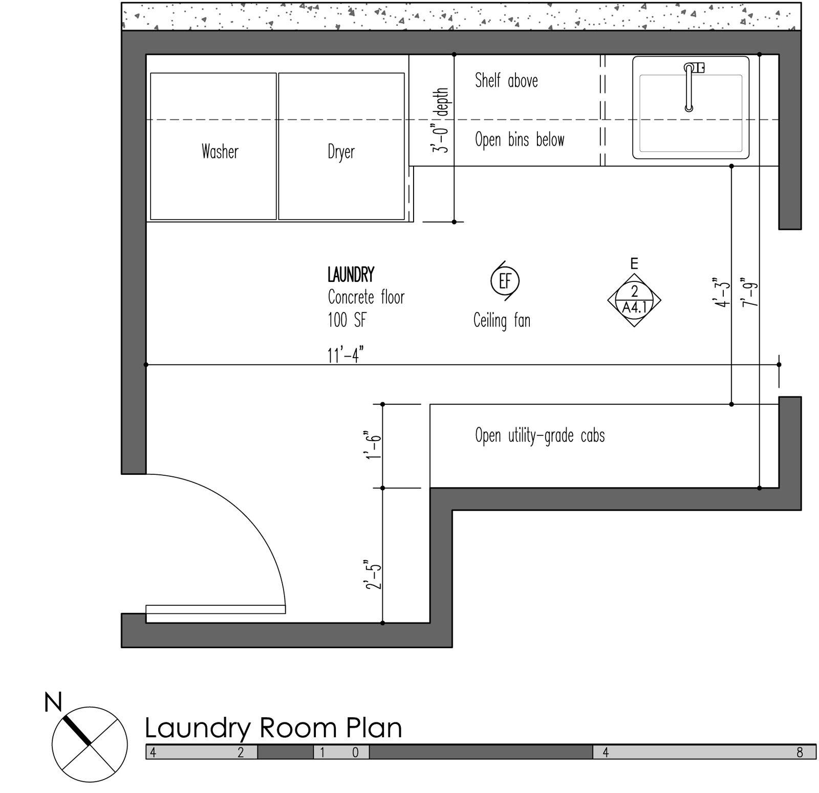Mud laundry room design build blog Room layout builder