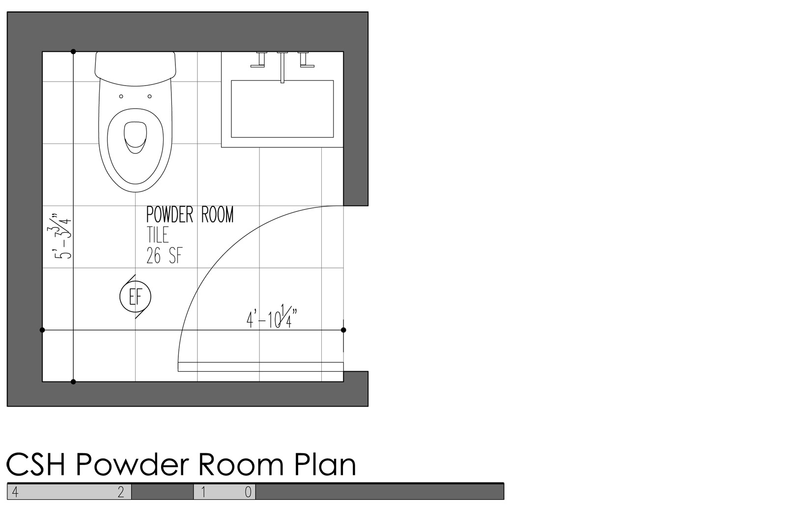 10 Design Features for Modern Powder Rooms | BUILD Blog