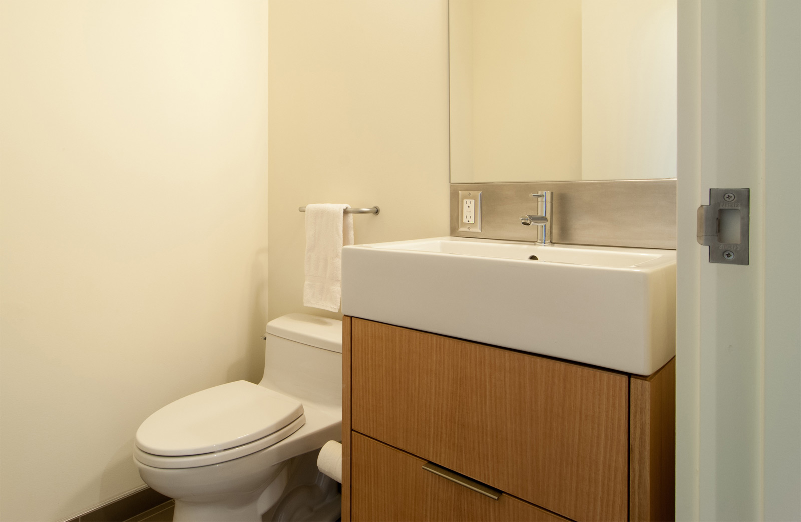 5 Design Features For Modern Powder Rooms Build Blog