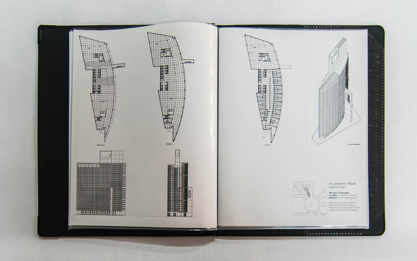 Conosciuto A Student's Guide to the Architectural Portfolio | BUILD Blog HH81