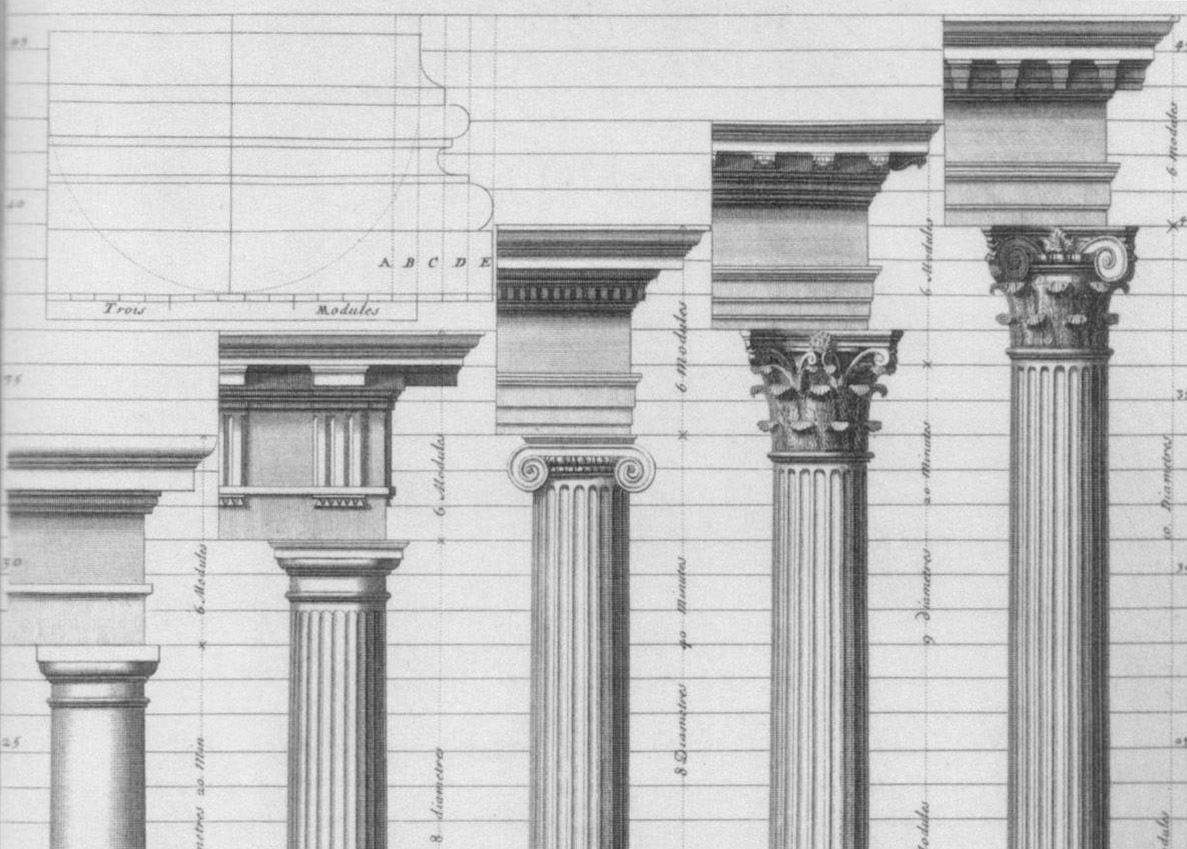 10 architectural features that should be taken out of for Architectural columns