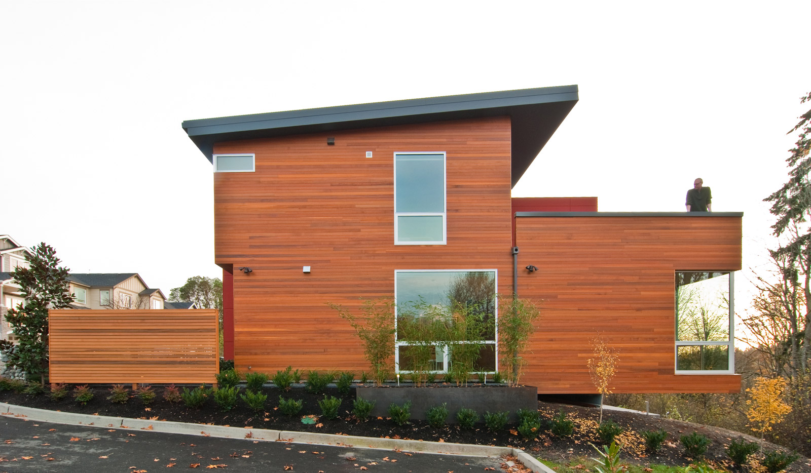 Modernism Beyond the Shed Roof | BUILD Blog