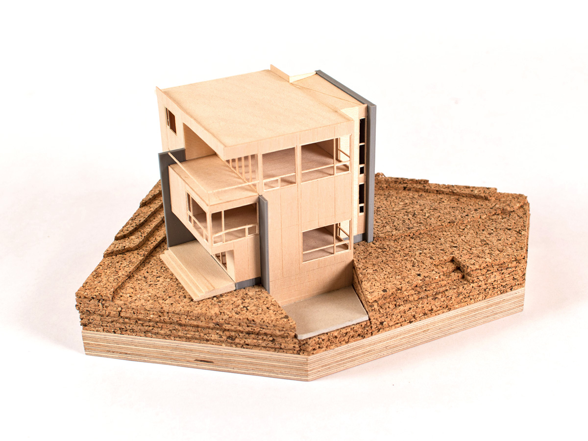 Build model of house