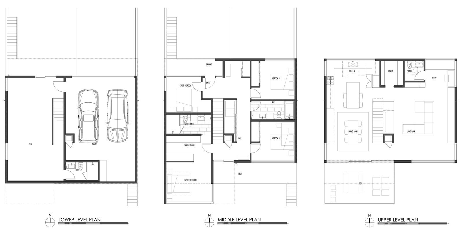 House double staircase floor plan Floor plan view