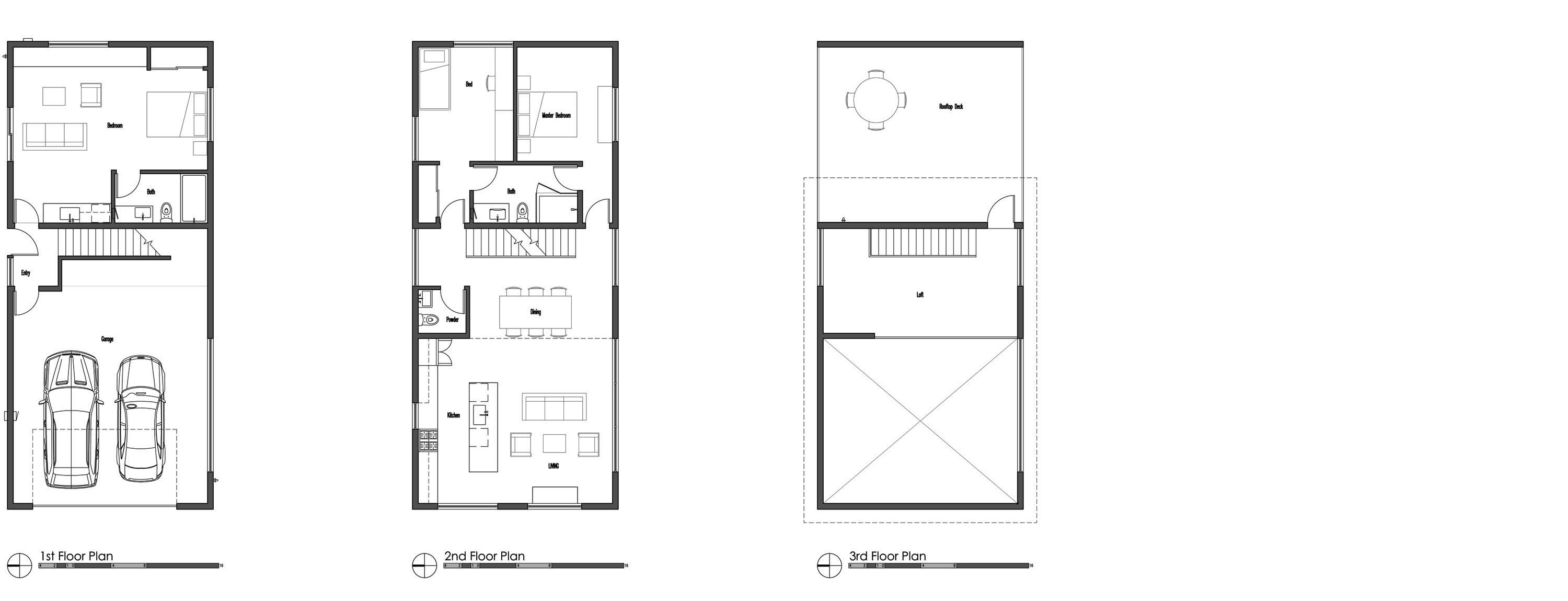 Program plan and square feet build blog Master bedroom with sitting area floor plans