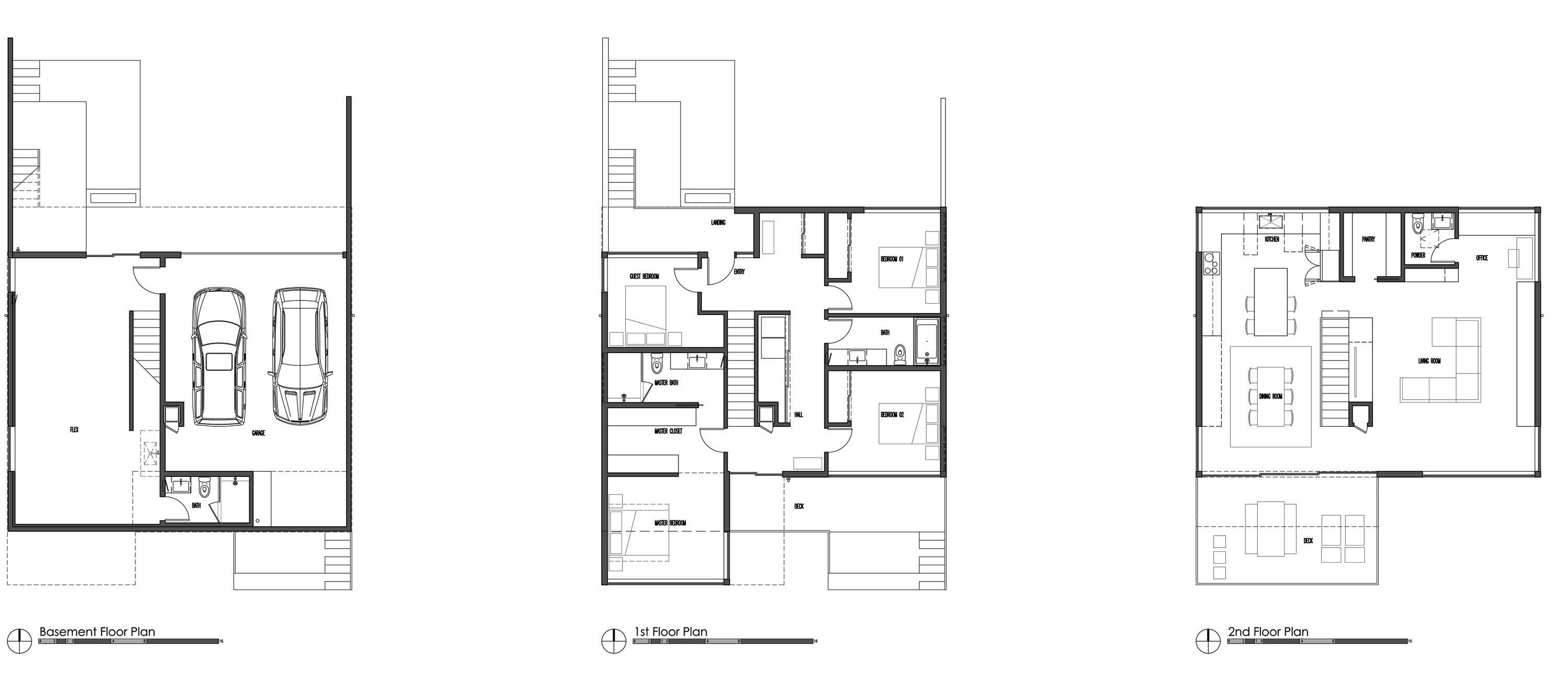 Program plan and square feet build blog Putting a master bedroom in the basement