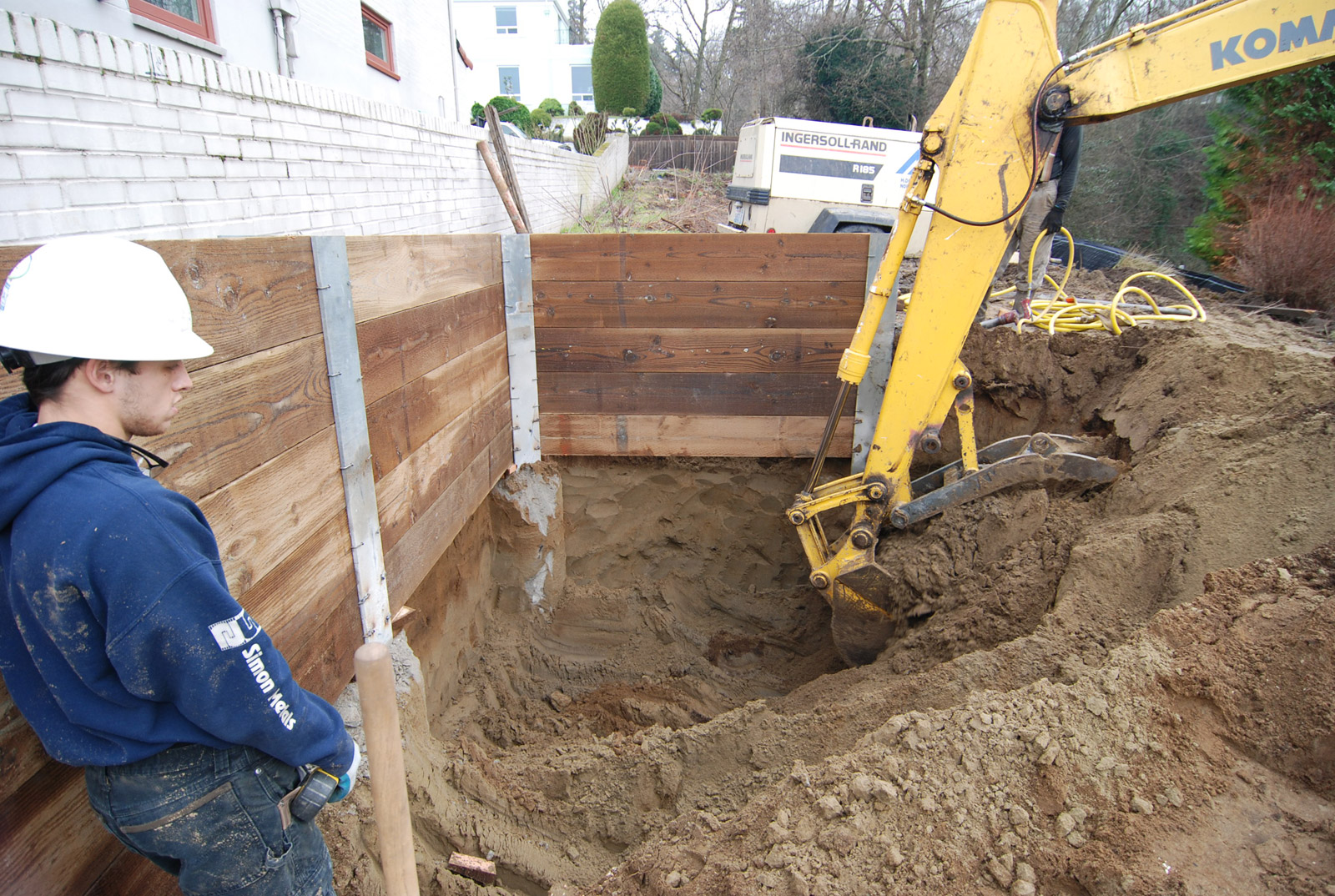 Shoring 101 build blog for Build best construction