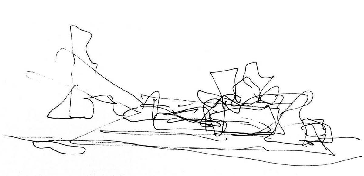 Frank-Gehry-Sketch-Bilbao