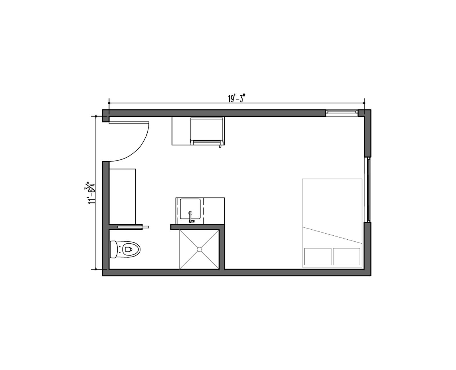 Micro-Housing-Unit