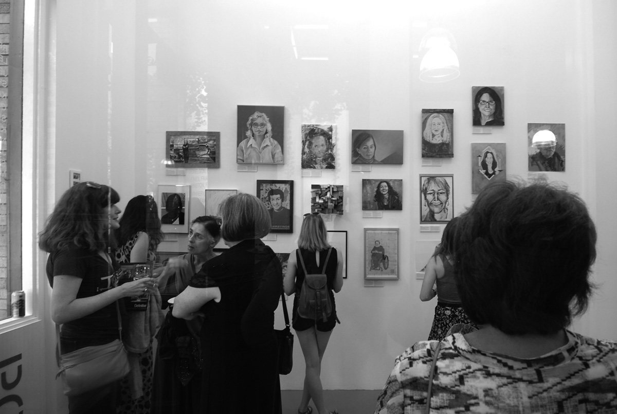Exhibit-Portraits-of-Architects-bw