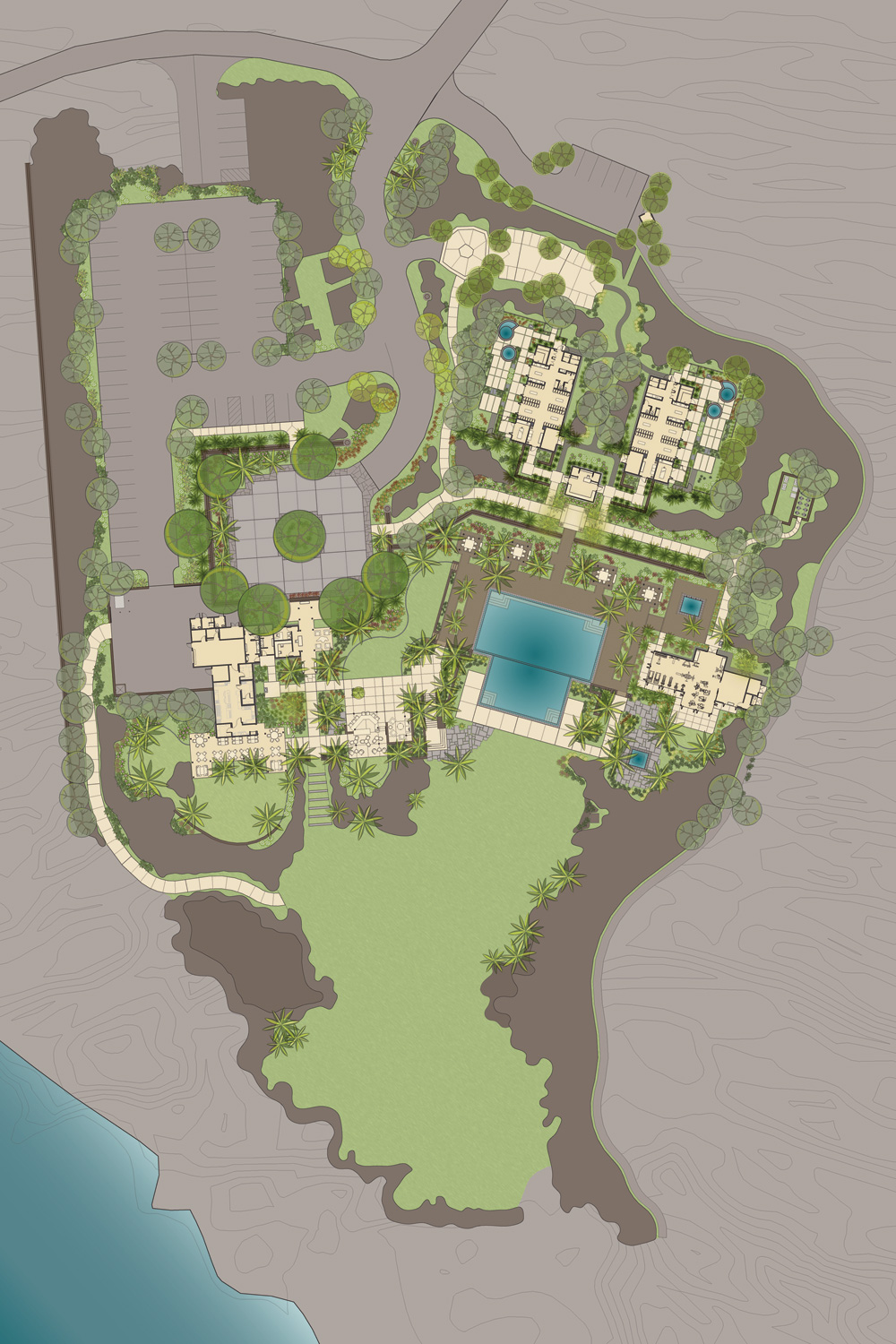 Ka'upulehu-Beach-Club-Site-Plan---deReus-Architects