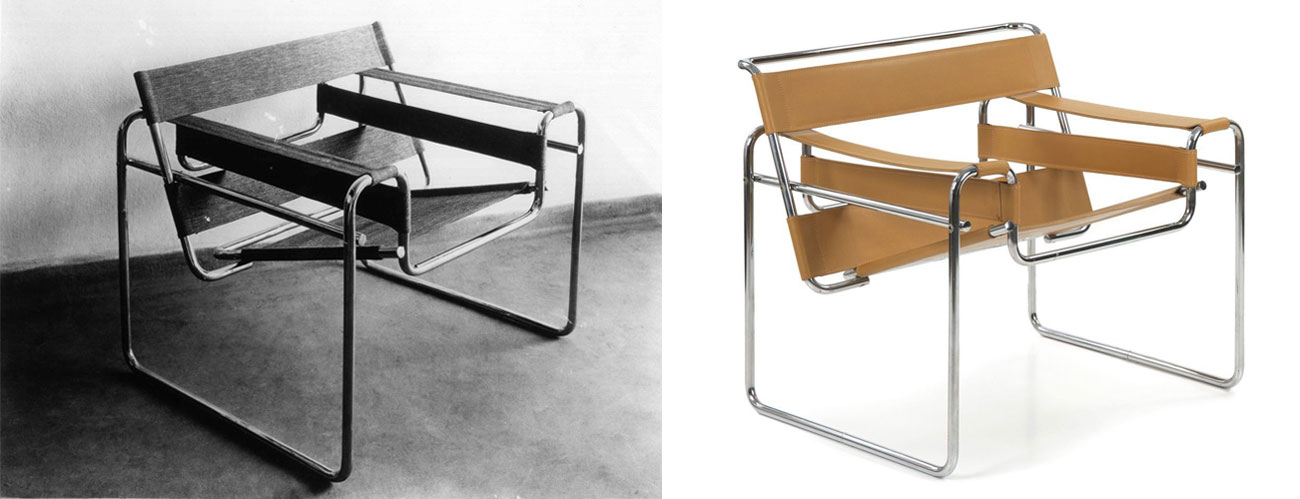 Wassily Chair Originals