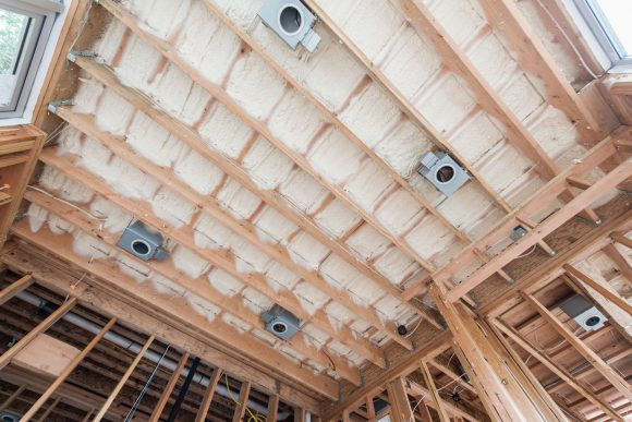 A Residential Guide To Spray Foam Insulation Build Blog