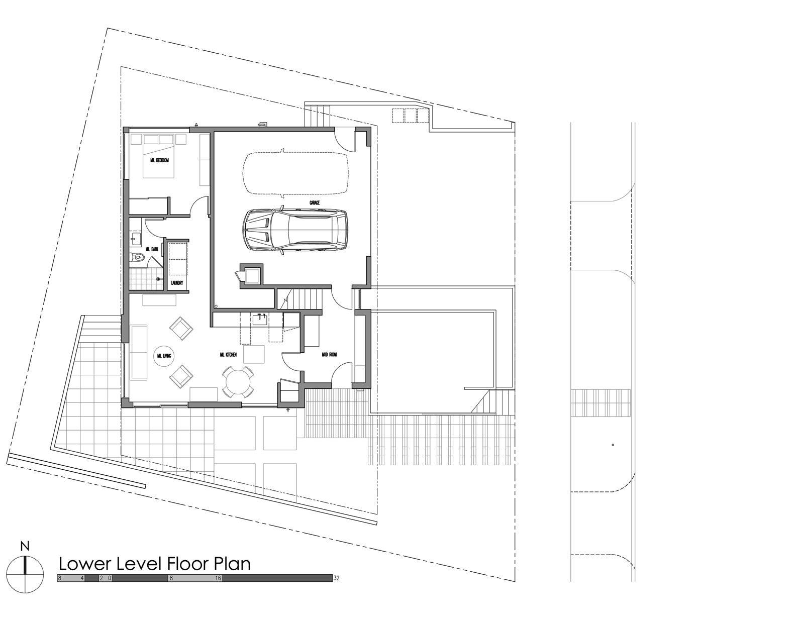 Case study house 2016 interiors archiweb 3 0 for Envelope house plans