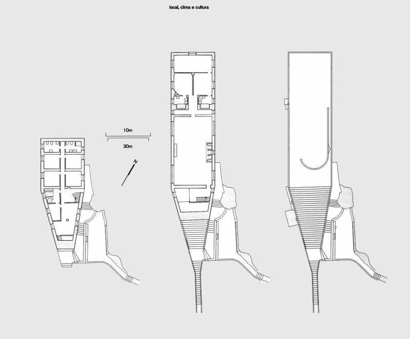 A dozen lesser known houses you should know about build blog for Casa malaparte libera