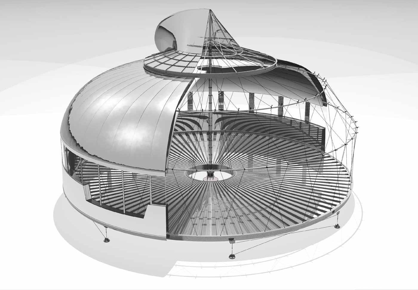 Dymaxion House Plans Escortsea