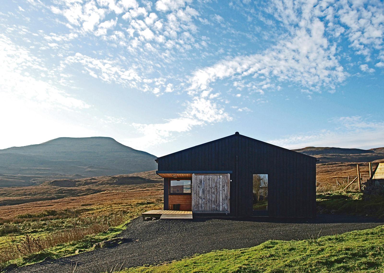 The sensible modern cabin build blog for Modern cabin