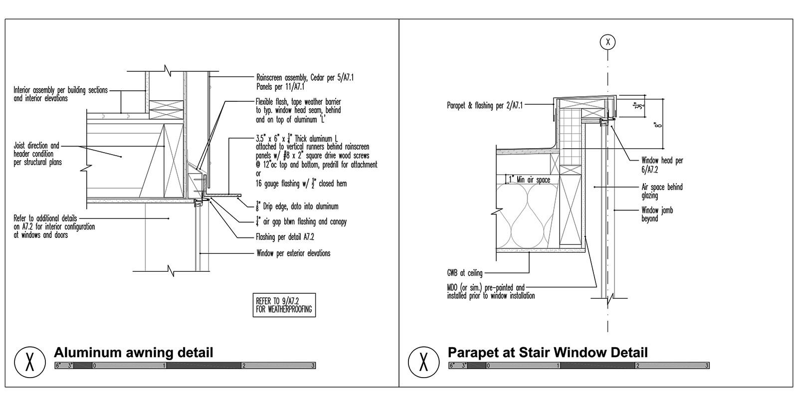 Advanced Rainscreen Envelope Detailing   BUILD Blog